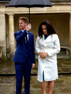 A Touch Of HRH Royalty  Harry and Meghan Impersonators Extraordinaire