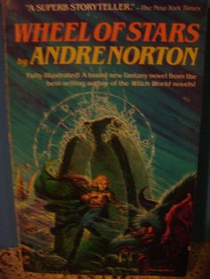 0543769924f Wheel of Stars by Andre Norton (1983
