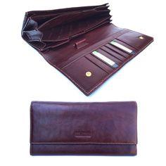 Golunski SR 918: Luxury Leather Travel Wallet Document Holder