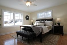 The Merwin Master Bedroom at The Villages at Poquonock   Windsor, CT