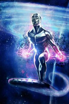 Silver Surfer.........