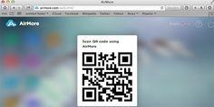 AirMore QR for Mac