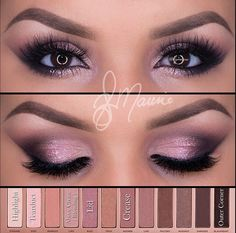 ROSE GOLD eye make-up look with the PAT . - Rose gold wedding jewelry make up prom up - Beautiful Eye Makeup, Love Makeup, Makeup Looks, Romantic Makeup, Sweet 16 Makeup, Gorgeous Eyes, Make Up Gold, Eye Make Up, Rose Gold Wedding Jewelry