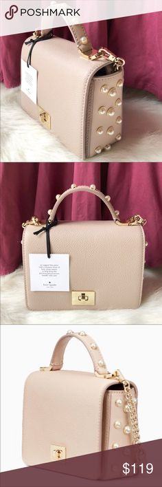 c3f61ffa9912 Kate Spade Maisie Serrano Place Pearl Crossbody 100% Authentic Kate Spade  purse Brand new with
