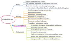 Mind Maps 300544975127502047 - Chalcolithic age – Mind map Source by rmatlo Ancient Indian History, History Of India, Gernal Knowledge, General Knowledge Facts, History Education, History Class, Class Notes, Upsc Notes, Ias Study Material