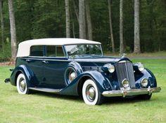 1937 Packard Super Eight - Super Eight Convertible Sedan | Classic Driver Market