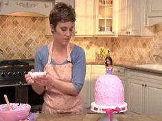 Learn how easy it is to bake a Princess cake for your next birthday party.  For more great recipes, visit http://www.culinary.net