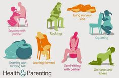 Rock That Birth!: Birthing Positions