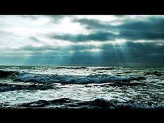 Cómo pintar el mar de fácil con espatula. Pintar olas. Pintar al óleo Paisaje marine con acrílicos - YouTube