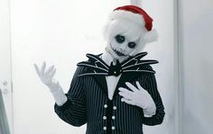 Pentagon  yutori  Cosplay: Jack The Nightmare Before Christmas