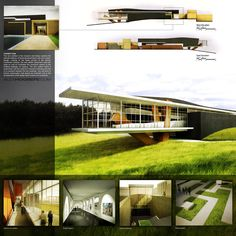 architectural presentation board techniques - Google Search