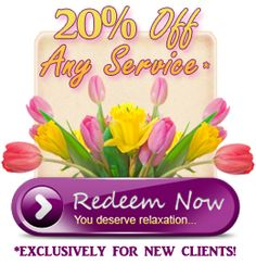New clients can receive 20% off any service. Sign up at http://www.allantehair.com
