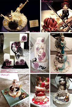 EAT MORE CAKE: Sophia Fox