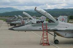 Mig -29 Fulcrum Slovak Air Force