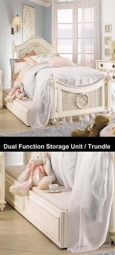 Perfect Girl's bed