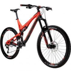 Intense Tracer 275C Foundation Build Enduro Mountain Bike - 2016 - Red / Large  #Cycling #Bike #CyclingBargains #Fitness  http://cycling-bargains.co.uk