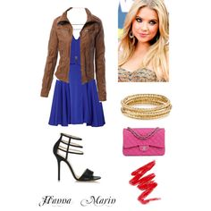 How to Style: Hanna Marin