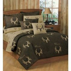 Michael Waddell's Bone Collector Bed Set