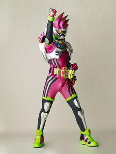 Kamen Rider Toys, Kamen Rider Ex Aid, Kamen Rider Series, Superhero Tv Series, Pop Culture Art, Cosplay, Fantasy, Wallpaper, Disney