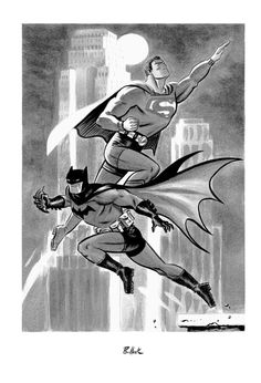 Worlds Finest by Dave Bullock