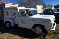 Do You Scream For Ice Cream? 1960 F250 - http://barnfinds.com/do-you-scream-for-ice-cream-1960-f250/