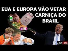 GRINGOS FURIOSOS! EUA e EUROPA querem investigar CARNE PODRE e Temer marca reunião de Emergência