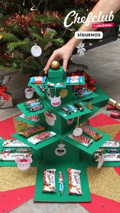 Diy Crafts Hacks, Diy Crafts For Gifts, Creative Crafts, Paper Crafts, Christmas Card Crafts, Printable Christmas Cards, Diy For Kids, Crafts For Kids, Diy Birthday