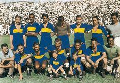 CLUB ATLÉTICO BOCA JUNIORS.  El gran campeón de 1935