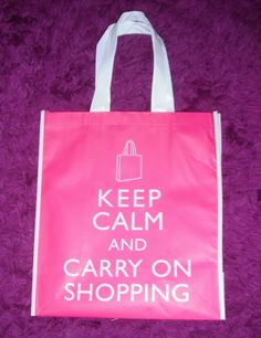 Carry On Shopping!