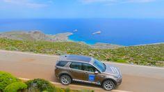 Land Rover Adventure, Kreta mal ganz anders