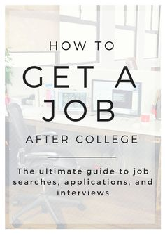For any recent #grads who are struggling to find a job, check out this guide that helped me get a job within a month of graduation! Includes #resume and cover letter templates, as well as a worksheet to guide you through the process.