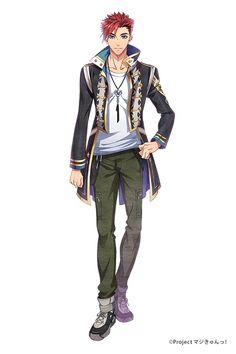 Kanato Hibiki (Magic Kyun! Renaissance)