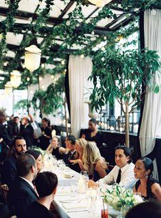 Intimate New York City wedding at Gramery Park Hotel: http://www.stylemepretty.com/new-york-weddings/new-york-city/2014/06/11/intimate-nyc-wedding-at-gramercy-park-hotel/ | Photography: http://charlottejenkslewis.com/