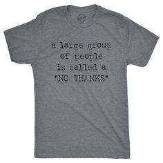 Social Anxiety T Shirt Sarcastic Shirts Men Shirts With | Etsy