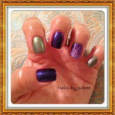 Nails 2013 Fall colors