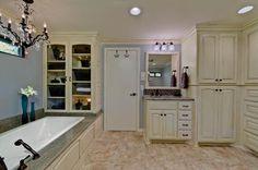 Bathroom Remodeling Fort Worth Remodel   Like The Cabinet Color