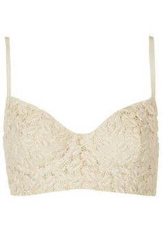 Thick Lace Bralet