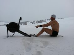 Twitter / OlafTufte08: Viking workout in the alpes. ...
