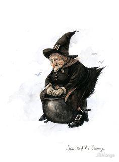 witch.quenalbertini: by JBMonge