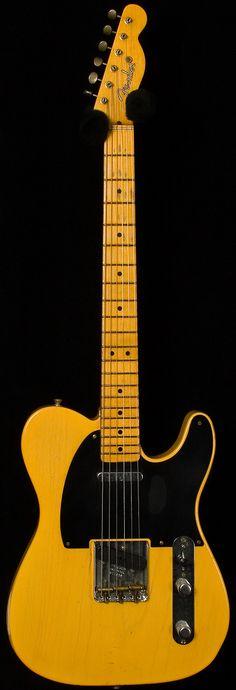 '51 Nocaster Relic | Custom Shop Telecaster | Fender Custom Shop | Electrics | Wildwood Guitars