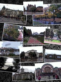 Sataa... Helsinki, Mansions, House Styles, Movie Posters, Decor, Art, Art Background, Decoration, Manor Houses