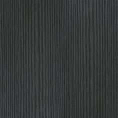 Black Wenge - A pure black timber grain with slightly evident warm timber undertones, grain more evident in CREATEC gloss. Appears pure black with straight grain in RAVINE.