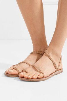 ea8c7366ec1 ANCIENT GREEK SANDALS Eleftheria stylish braided leather sandals