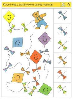 Piccolo: schaar kaart 9