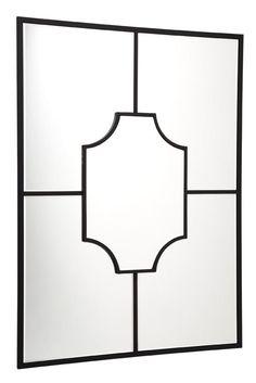 Boyd Wall Mirror - Black