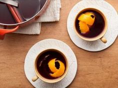 Get Mulled Wine Recipe from Food Network