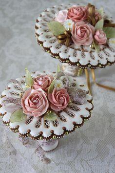3-D Wedding Bouquets