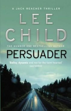 The first Lee Child Book I ever read, lead mr to read every other one he has written  author Lee Child