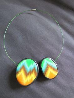 fimo náhrdelník