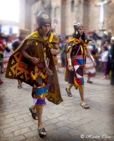 Chaskis.. Mensajes en epoca inca.. http://www.southamericaperutours.com/peru/intiraymi.html